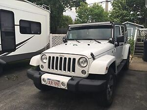 2016 Jeep Wrangler Sahara 4X4 Automatic (Price Reduced!)