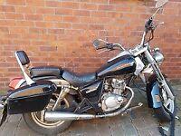 Excellent Runaround Motorbike. Needs a little attention