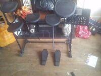 Ion IDM02 electric drum kit
