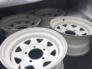 Toyota LandCruiser troopcarrier/troopy/ute sunraysia wheels Cardiff Lake Macquarie Area Preview