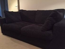 2 sofas one two seater and one three seater from NEXT