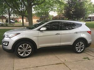 Beautiful 2014 Hyundai Sante Fe Sport AWD Turbo