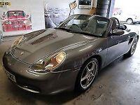2004 FACELIFT PORSCHE BOXSTER 2.7 *MANUAL* FSH LIKE MR2 Z3 Z4 GTI CC MINI 911 M3 STI EVO