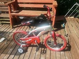 """In excellent condition 16"""" bike"""