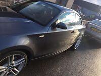 2008 BMW 1 SERIES 3.0 135I M SPORT 2D 302 BHP