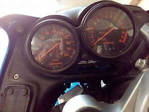 KAWASAKI ZZR250 2002 Learner Approved plus Log Book