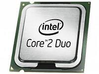 CPU Processeur E8400 Core2 Duo 3,0 Ghz
