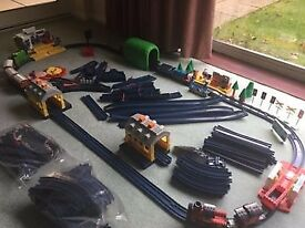Thomas the tank engine over 200 Pieces