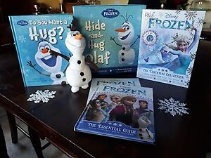 Frozen Book and Game