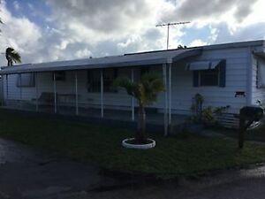 Maison de Parc à Pompano Floride