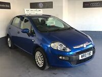 FIAT PUNTO EVO 1.4 DYNAMIC 2010/WILL COME WITH FULL MOT AND 3 MONTHS WARRANTY/IMMACULATE/LOW MILES