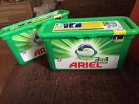 Ariel 3 in 1 pods for washing machines