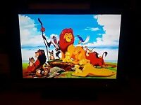 "40"" led tv with freeview has remote"