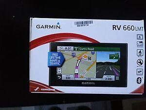 GPS Garmin RV 660 LMT pour VR