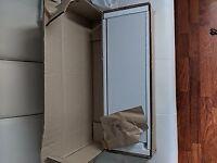 3 x White Floating shelves (Ohio Small Floating Shelf 3 Pack)