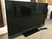 """Sony Bravia 40"""" Full HD Widescreen Lcd TV Built in Digital Freeview"""
