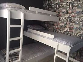 bespoke bunk beds made to size.
