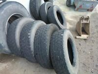 17.5 truck lorry tyres daf iveco