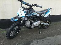 2017 STOMP JUICEBOX 90CC FULLY AUTO PITBIKE (BRAND NEW)