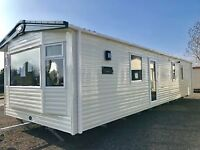 Brand new static caravan for sale/ABI OAKLEY/2.3K site fees/entertainment/golf/lakes/family fun
