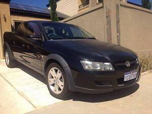 2005 Holden Crewman Ute Butler Wanneroo Area Preview