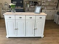 Solid Country Pine Sideboard