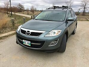 2010 Mazda CX9 GT **Leather ** 7 Seats All Wheel Drive *Sunroof
