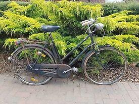 vintage ladies raleigh bike 1959