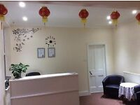 New therapist with us all week, expert in Relaxing & Deep Tissue massage in Shirley & Solihull