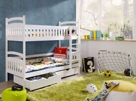 New bunk bed free local delivery