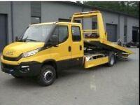24/7 car breakdown recovery service