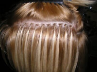Hot fusion hair extensions!! Book now save $50-100!