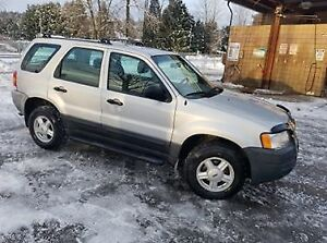 2003 FORD ESCAPE SUV,EXCELLENT RUNNING CONDITION