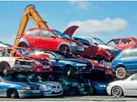 Scrap cars vans wanted for cash