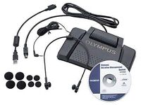 Olympus AS-7000 Transcription Kit For Sale!