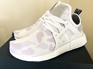 Brand New Adidas NMD XR1 (White camo / Black camo) Toowong Brisbane North West Preview