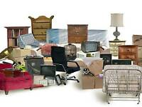 Cash Paid For All Household Items