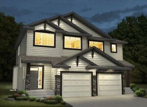 Beautiful  Attached Garage Private Duplexes For Sale!