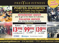 Gym Open house, Journee Porte Ouverte Center Conditionment