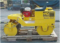 Multiquip r2000h pavement/lawn roller