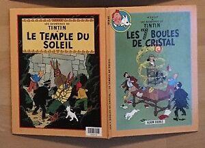Tintin - Album double