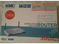 SMC Wireless Router