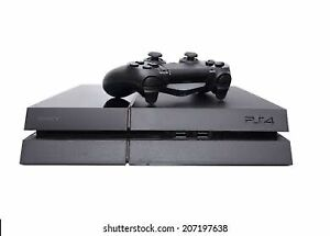 Wanted: PlayStation PS4 1TB good condition