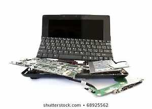 Looking for a dead laptop. For the internal fan. For FREE