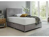 BRAND BEW DIVAN BEDS WITH !! CASH ON DELIVERY