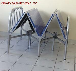 TWIN FOLDING BED FOR SMALL SPACES AFFORDABLE PRICE $199 ONLY