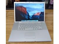 "17"" 2007 Apple MacBook Pro 2.4GHz"