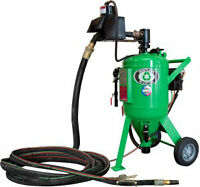 A & J Dustless Blasting for stripping, cleaning, resurfacing!