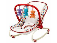 Chad Valley Bouncer and Rocker chair