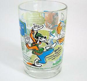 12a59f69f1 Disney 100 Years McDonalds Glasses